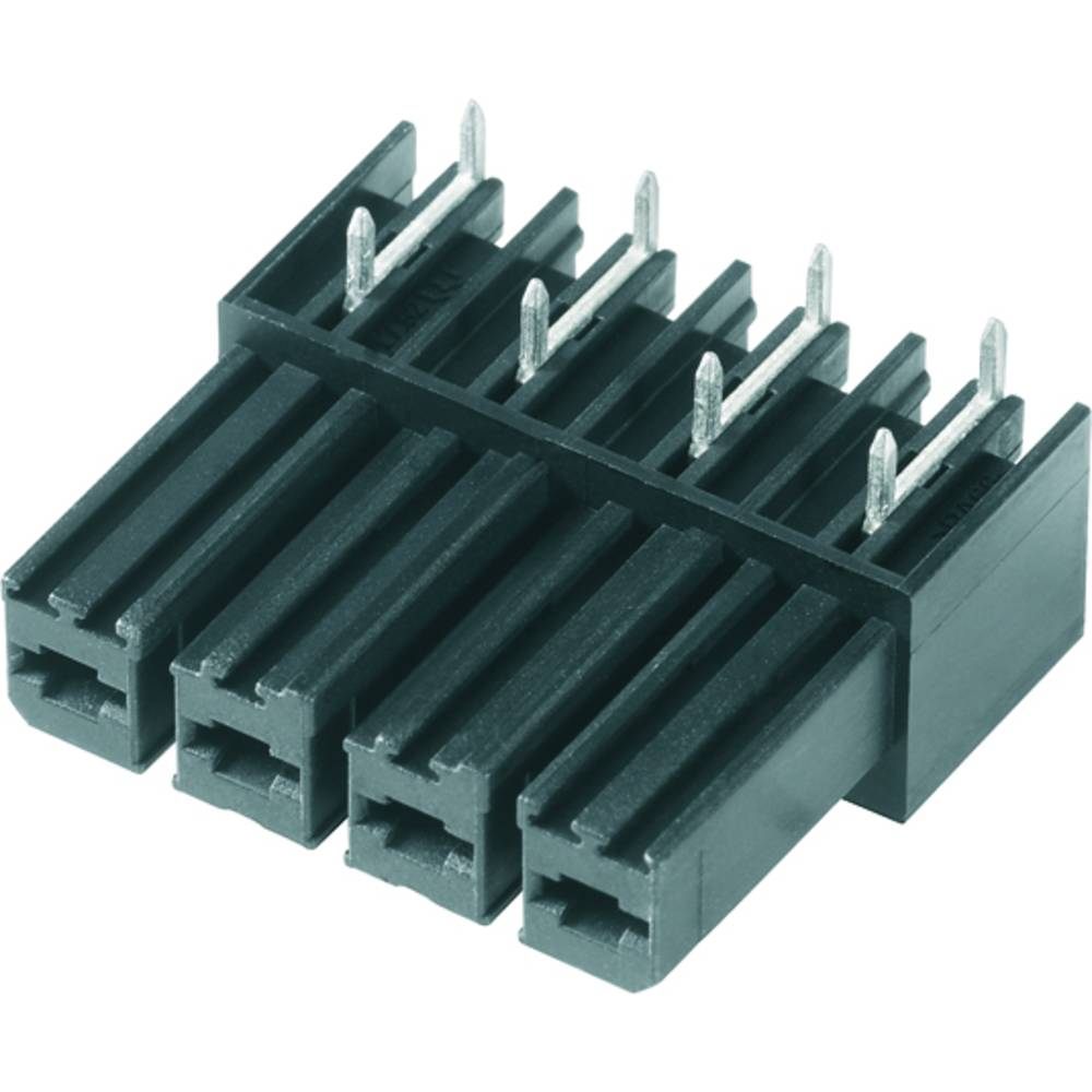 Vtični konektor za tiskana vezja Weidmüller 1929300000 vsebuje: 100 kosov