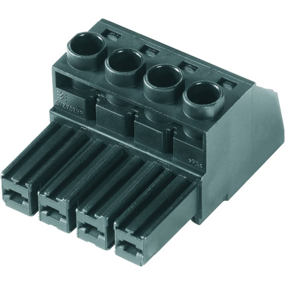 Vtični konektor za tiskana vezja Weidmüller 1929940000 vsebuje: 100 kosov