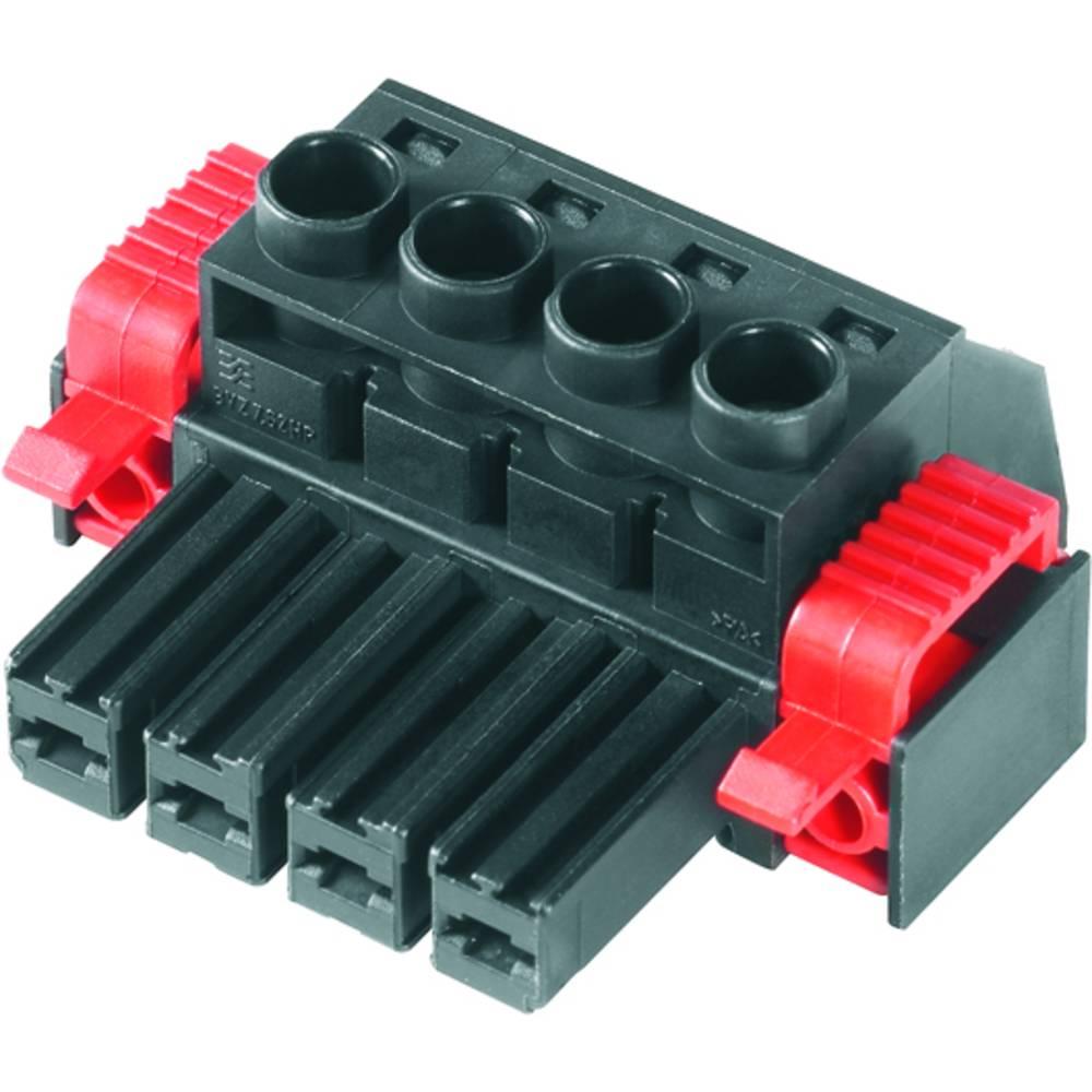 Vtični konektor za tiskana vezja Weidmüller 1930080000 vsebuje: 50 kosov