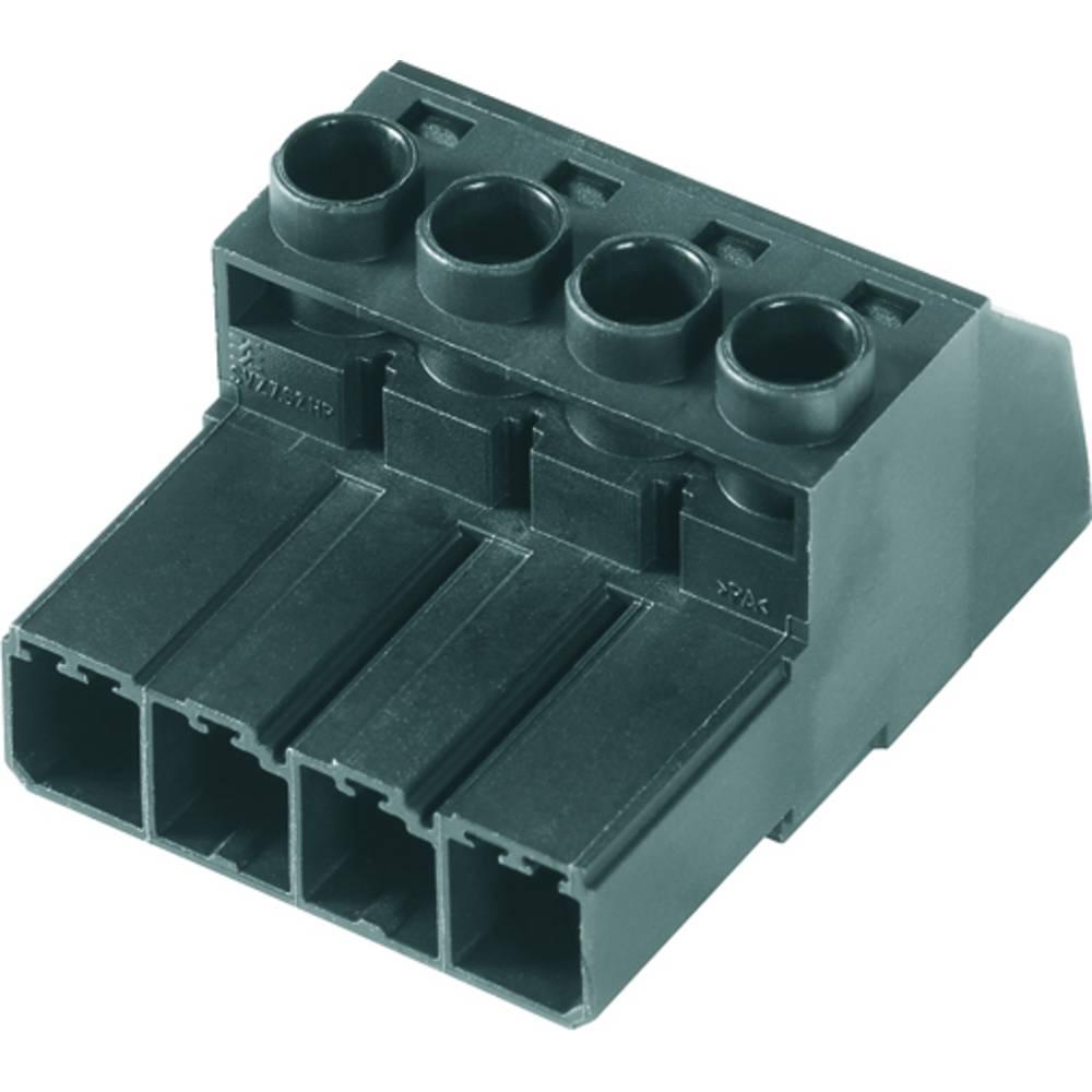Vtični konektor za tiskana vezja Weidmüller 1931640000 vsebuje: 100 kosov