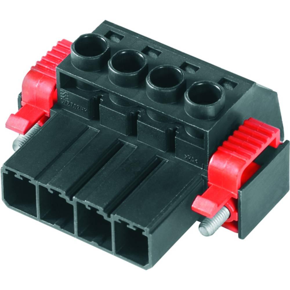 Vtični konektor za tiskana vezja Weidmüller 1932200000 vsebuje: 100 kosov