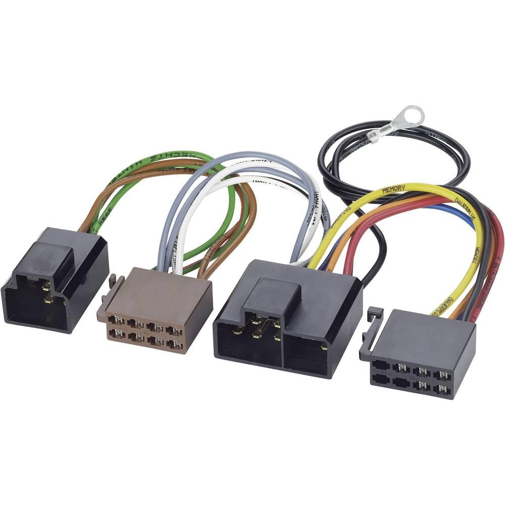 Adapterski kabel za avtoradio, za vozila Nissan