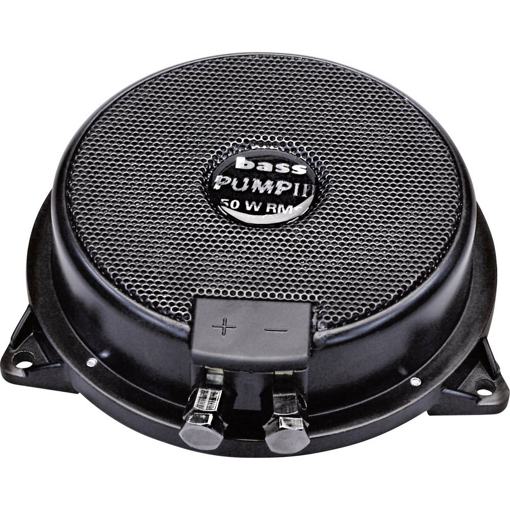 Avtomobilski globokotonski zvočnik, pasivni 130 mm 80 W Sinuslive Bass-Pump III 4
