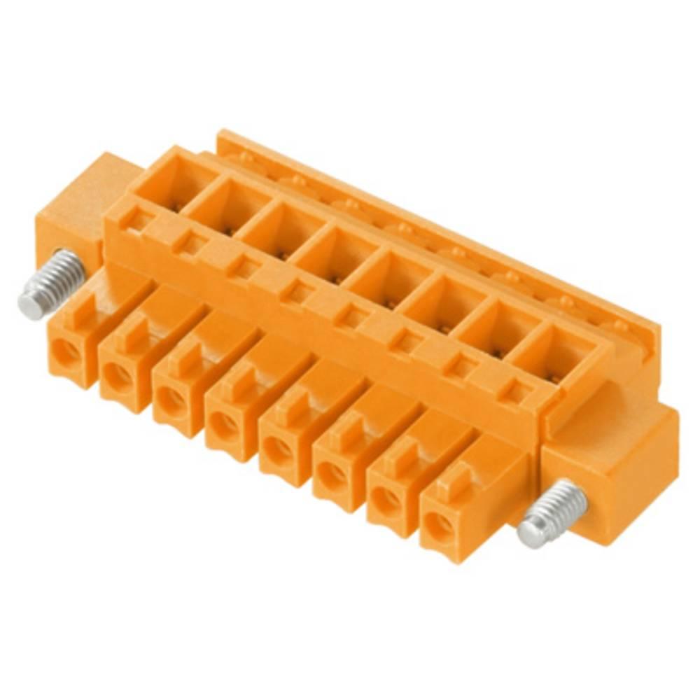 Tilslutningskabinet-kabel BC/SC (value.1360601) Samlet antal poler 13 Weidmüller 1940090000 Rastermål: 3.81 mm 50 stk