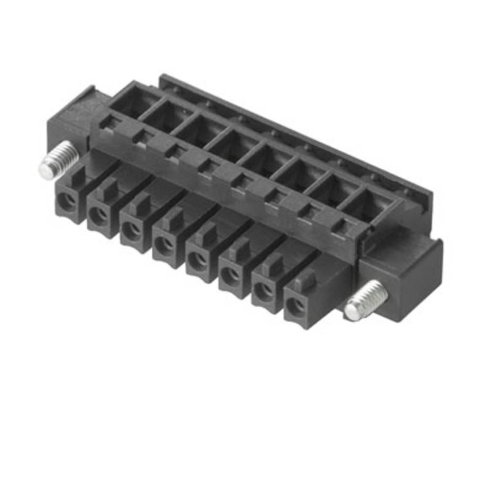 Tilslutningskabinet-kabel BC/SC (value.1360601) Samlet antal poler 14 Weidmüller 1940170000 Rastermål: 3.81 mm 50 stk