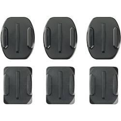 3 ukrivljene + 3 ravne lepilne plošče GoPro 3 AACFT-001, zaHero 3, Hero 5, Hero HD 960