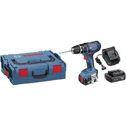 Slagborrmaskin batteri Bosch Professional GSB 14 14.4 V 1.5 Ah Li-Ion Inkl. 2x batteri, Inkl. väska