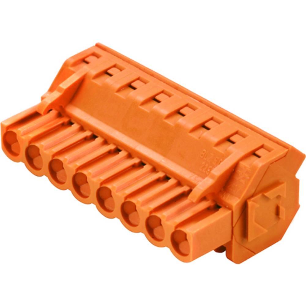 Vtični konektor za tiskana vezja Weidmüller 1945760000 vsebuje: 108 kosov