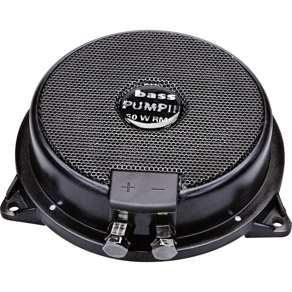 Auto-passiv subwoofer Sinuslive Bass-Pump III 8 Ohm 130 mm 80 W