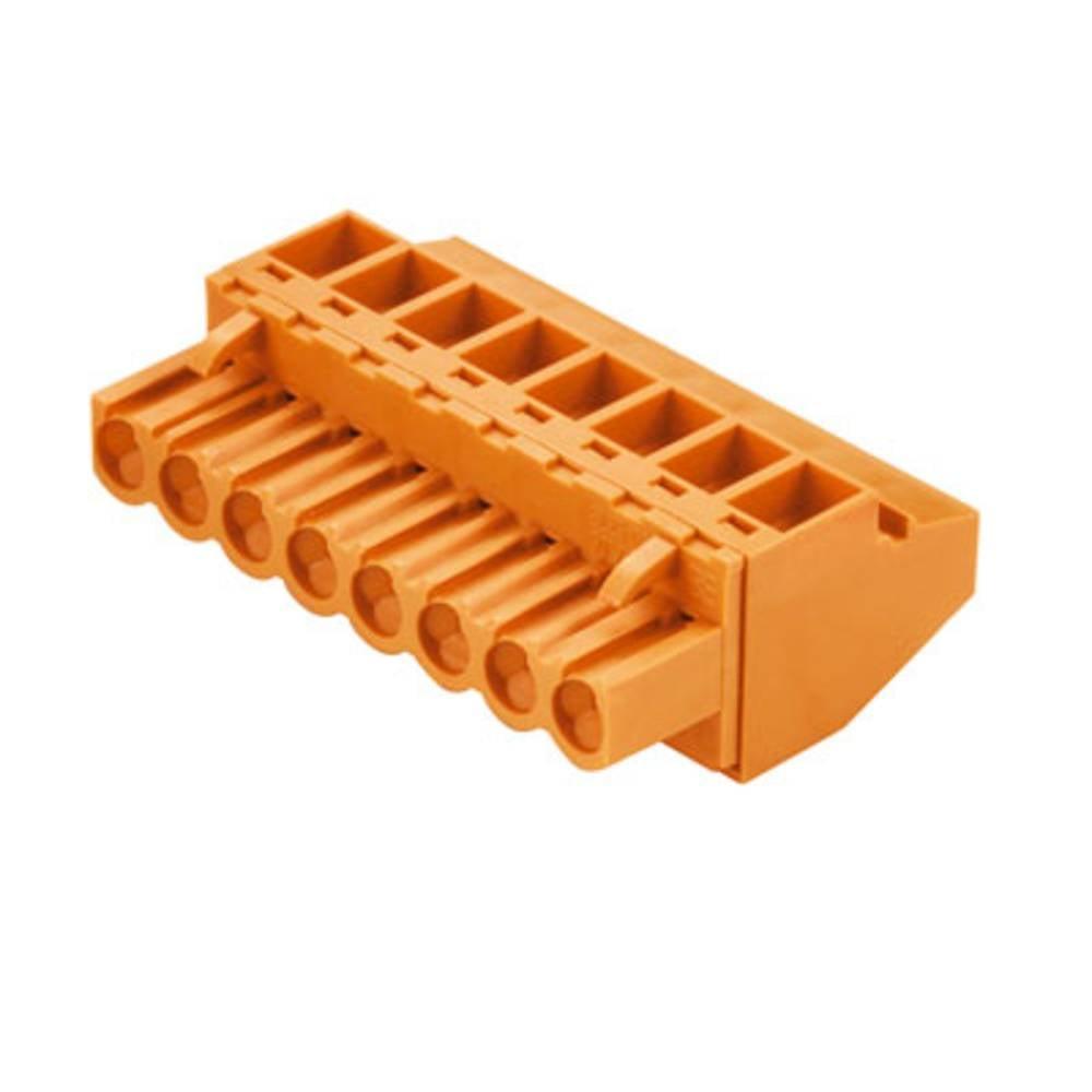 Vtični konektor za tiskana vezja Weidmüller 1958250000 vsebuje: 48 kosov