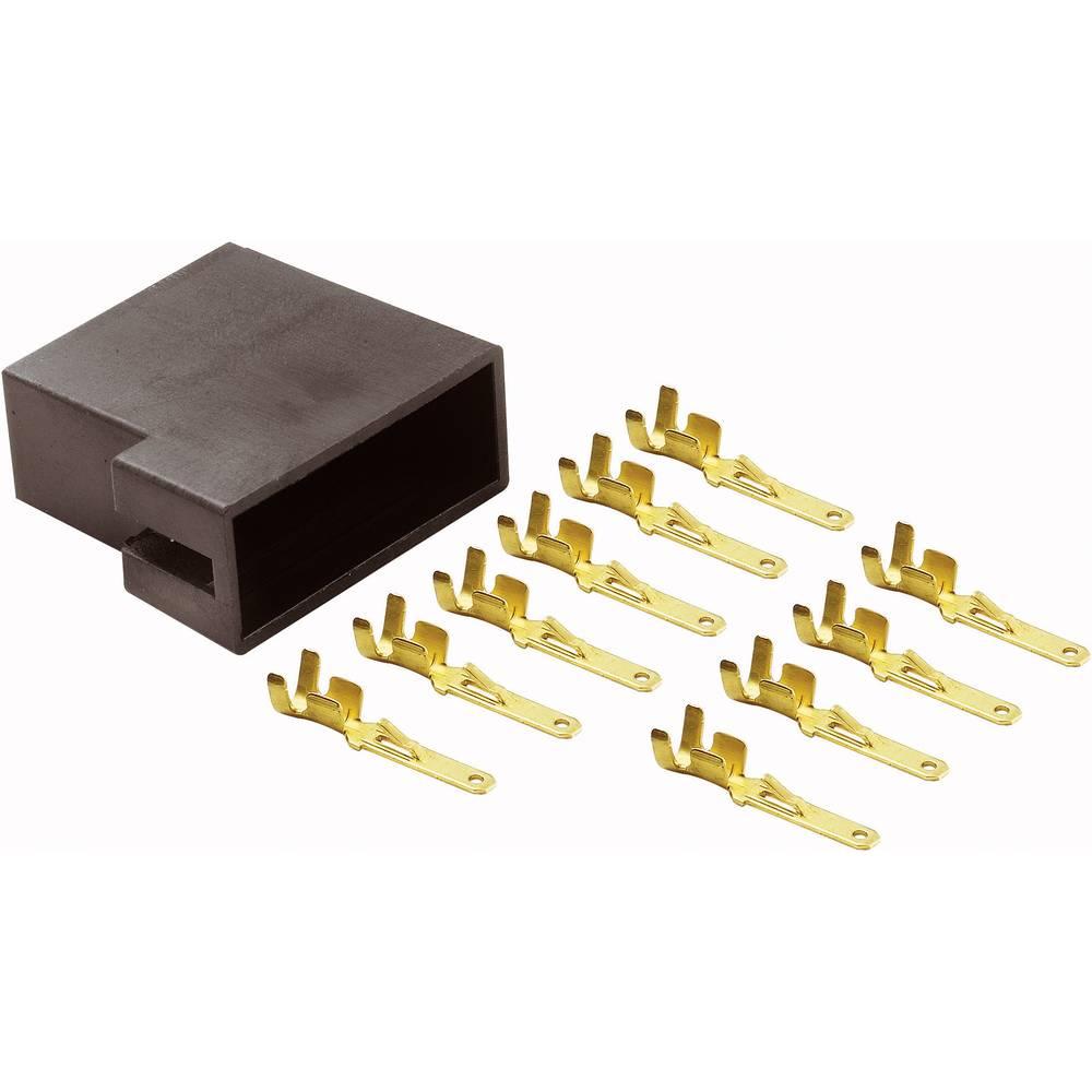 ISO vtičnica za zvočnike + 10 kontaktov AIV