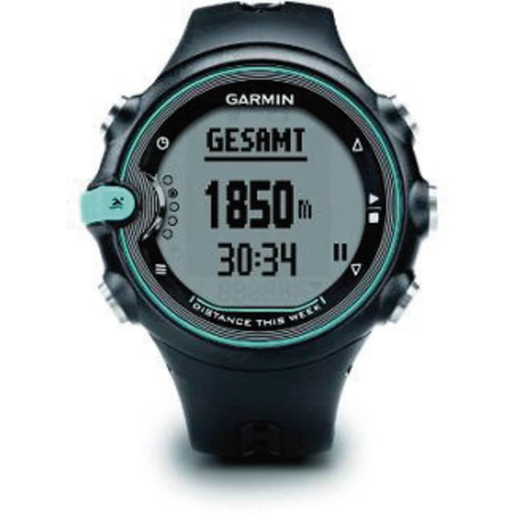Sat s mjerenjem pulsa 010-01004-00 Garmin bez pojasa za prsa, za plivanje crni