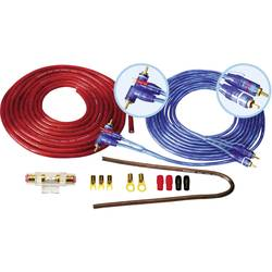 Akumulatorski kabli Sinustec BCS-1600, komplet