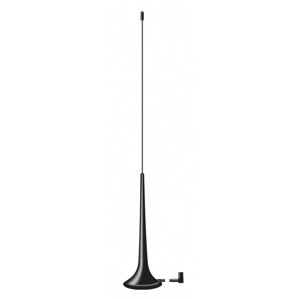 Antena za digitalni avtoradio z magnetnim podnožjem Blaupunkt