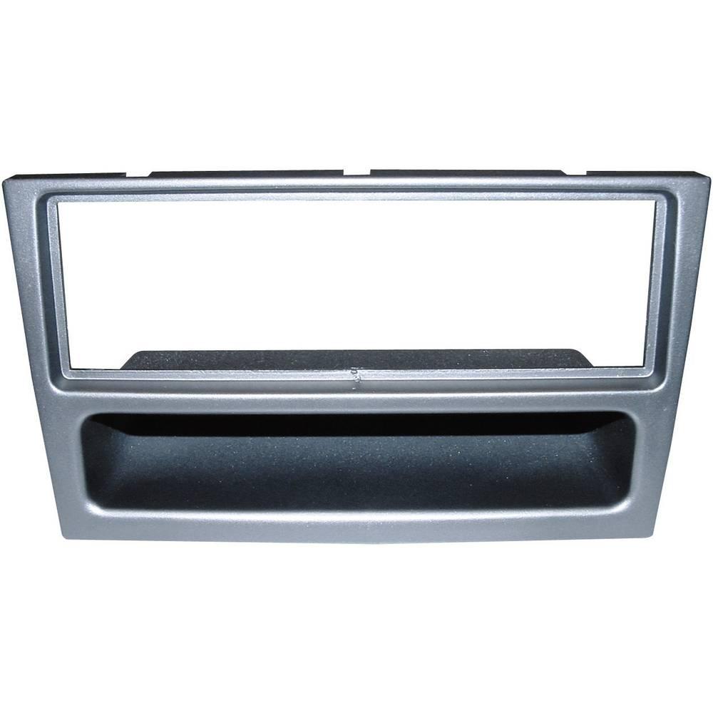 Ugradni okvir za autoradio Opel Corsa srebrna AIV