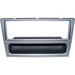 Vgradni okvir za avtoradio Opel Corsa srebrna AIV