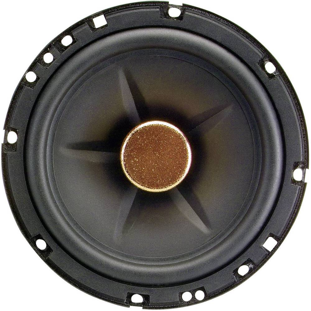 Auto-subwoofer-chassis Sinuslive SL-F 165 140 W 2 stk