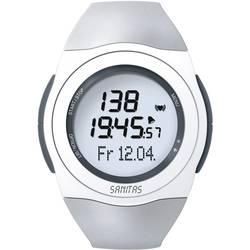 Sanitas SPM-25 sat koji mjeri puls s remenom za prsa sivo-bijeli 673.28