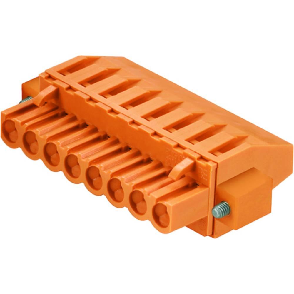 Vtični konektor za tiskana vezja Weidmüller 1950370000 vsebuje: 36 kosov
