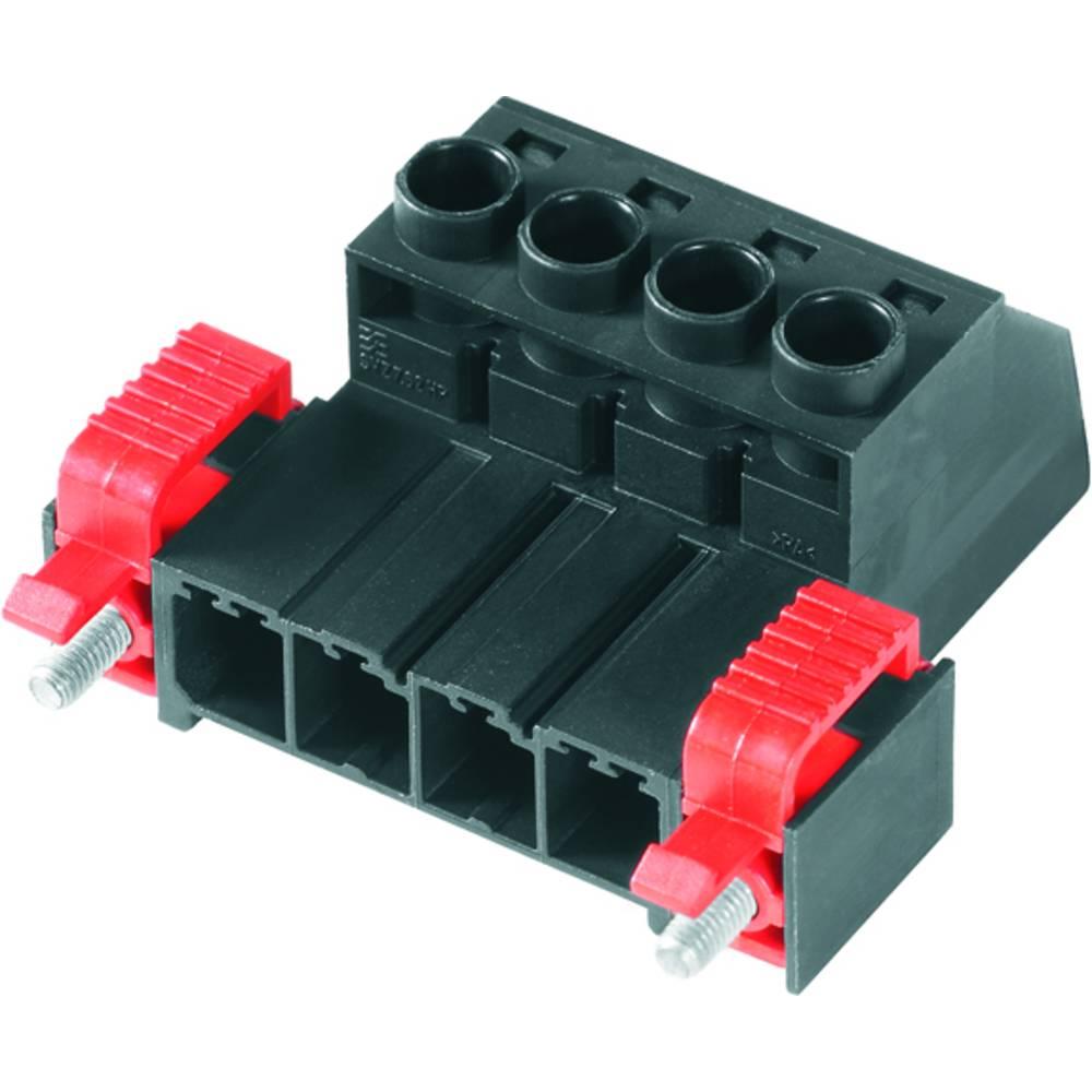Vtični konektor za tiskana vezja Weidmüller 1950990000 vsebuje: 100 kosov