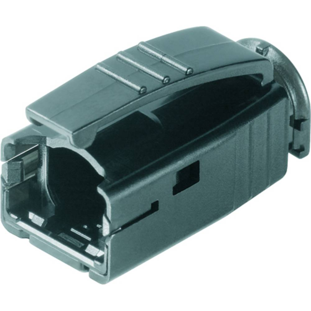 Sensor-, aktuator-stik, Knækbeskyttelsestylle Weidmüller 1962470000 IE-PH-RJ45-TH-BU 10 stk