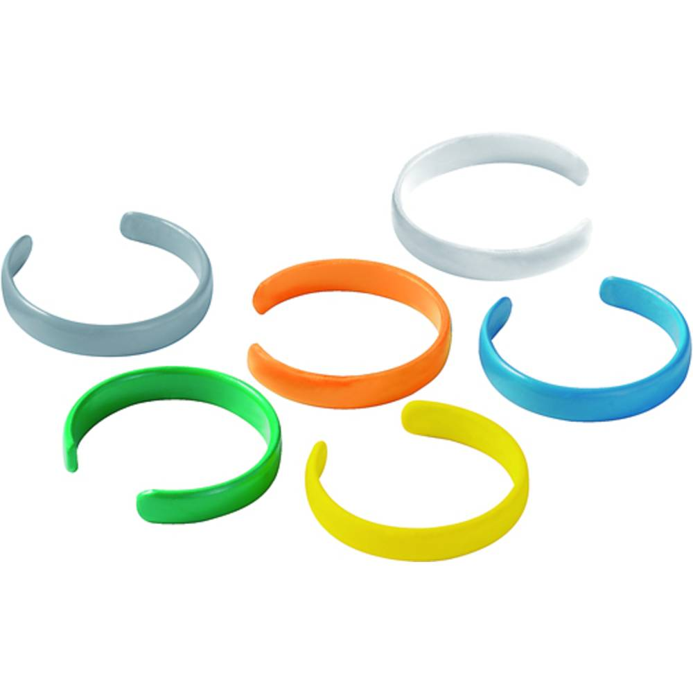 Barvni kodirni obroč IE-CR-IP20-RJ45-FH-GY IE-CR-IP20-RJ45-FH-GY Weidmüller vsebuje: 10 kosov