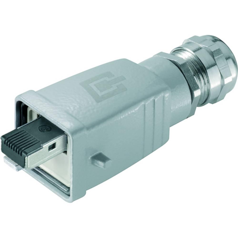 Vtič RJ45 brez orodja IE-PS-V05M-RJ45-FH IE-PS-V05M-RJ45-FH Weidmüller vsebuje: 10 kosov