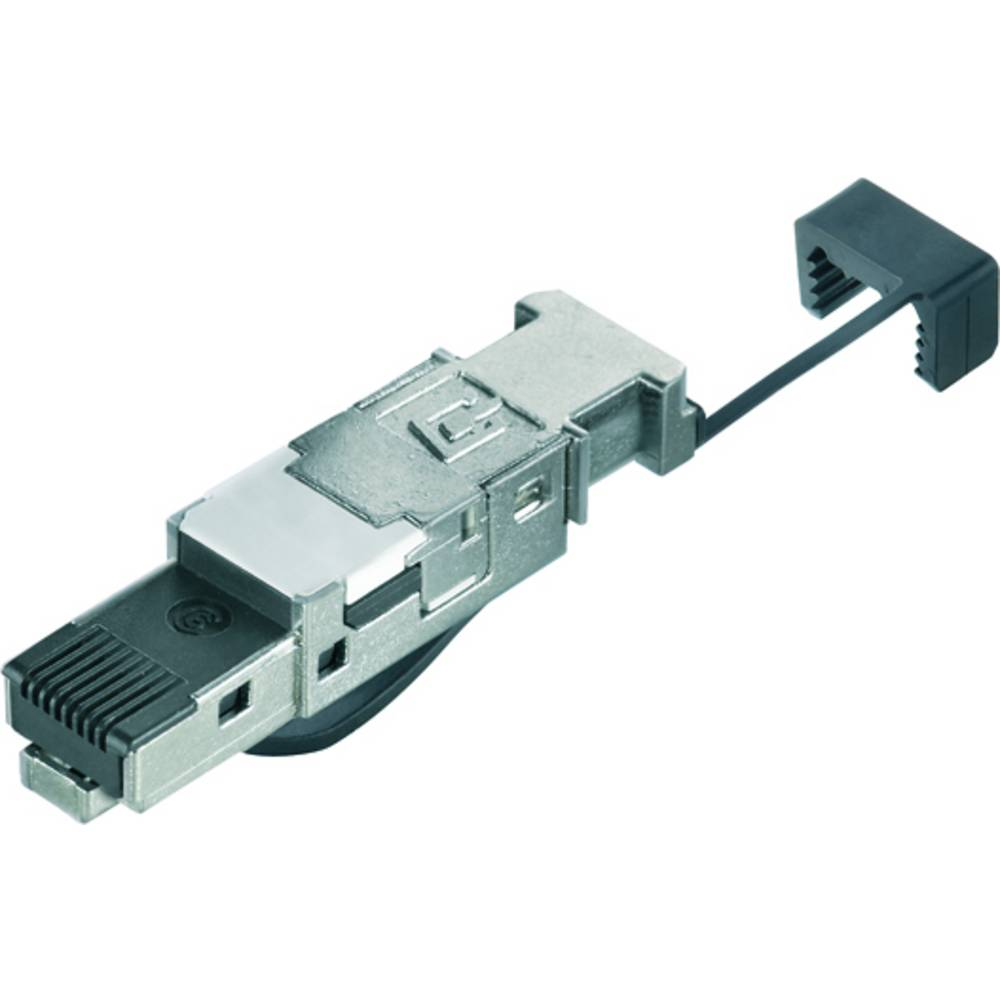 Sensor-/Aktor-datastikforbinder Weidmüller IE-PS-RJ45-FH-BK 10 stk
