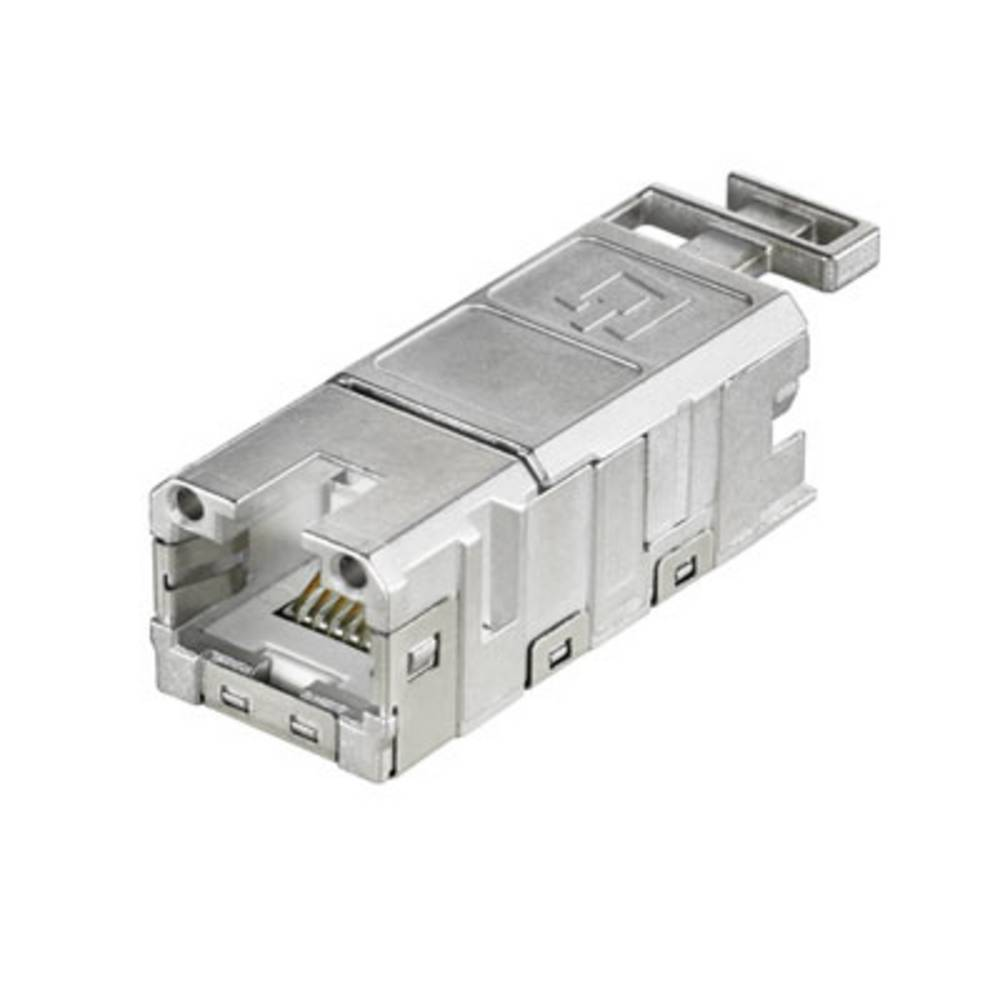 Sensor-, aktuator-stik, Weidmüller IE-BI-RJ45-FJ-P 10 stk