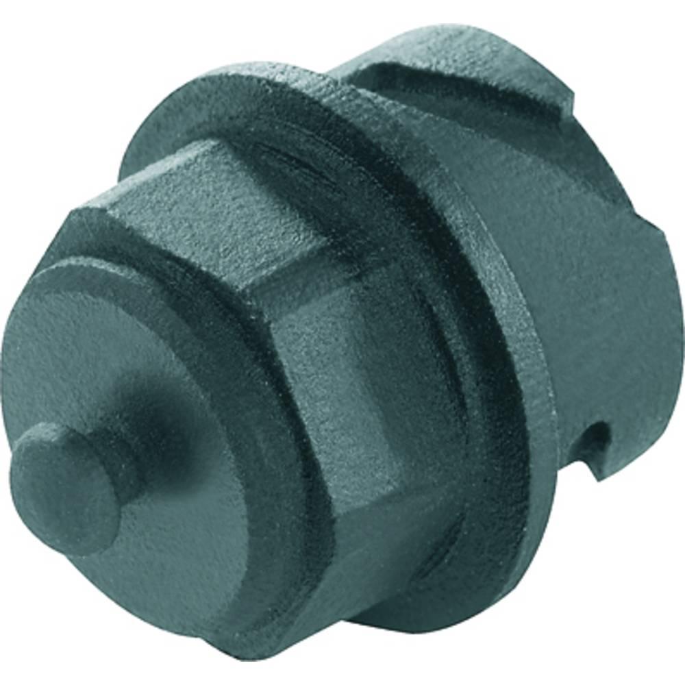Priključek za optiko, oprema Weidmüller IE-PP-V01P zaščitni pokrov