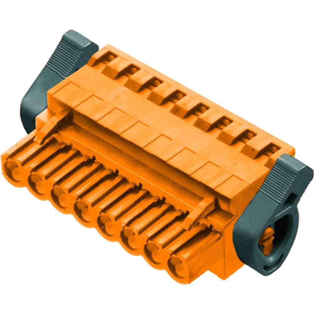 Vtični konektor za tiskana vezja Weidmüller 1983140000 vsebuje: 36 kosov