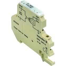 Tidsrelæ Weidmüller DKZ 35 24VUC 1S Monofunktionel 24 V/DC, 24 V/AC 1 - 1 s 1 x sluttekontakt 10 stk