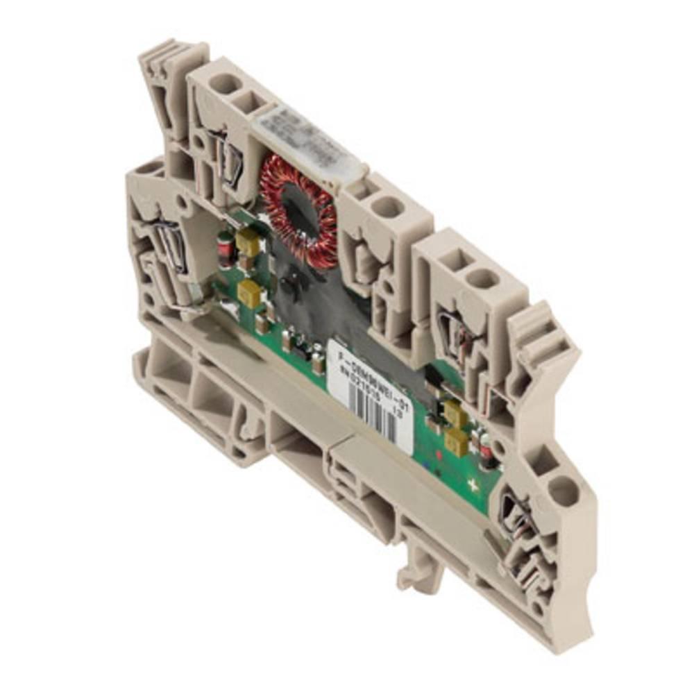 Pasivni ločilnik MCZ CCC 0-20MA/0-20MA kataloška številka 8411190000 Weidmüller vsebuje: 10 kosov