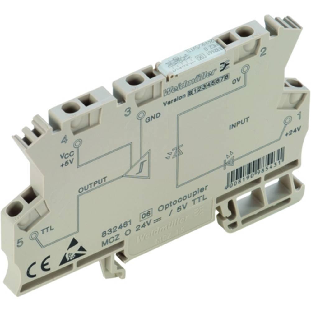 Halvlederrelæ 10 stk Weidmüller MCZ O 230VAC Last-Strøm (maks.): 20 mA Koblingsspænding (max.): 48 V/DC