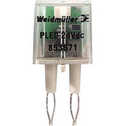 Steckmodul (value.1292944) med LED, Med friløbsdiode 20 stk Weidmüller PLED 24VDC Passer til serie: Weidmüller serie PLUGSERIES