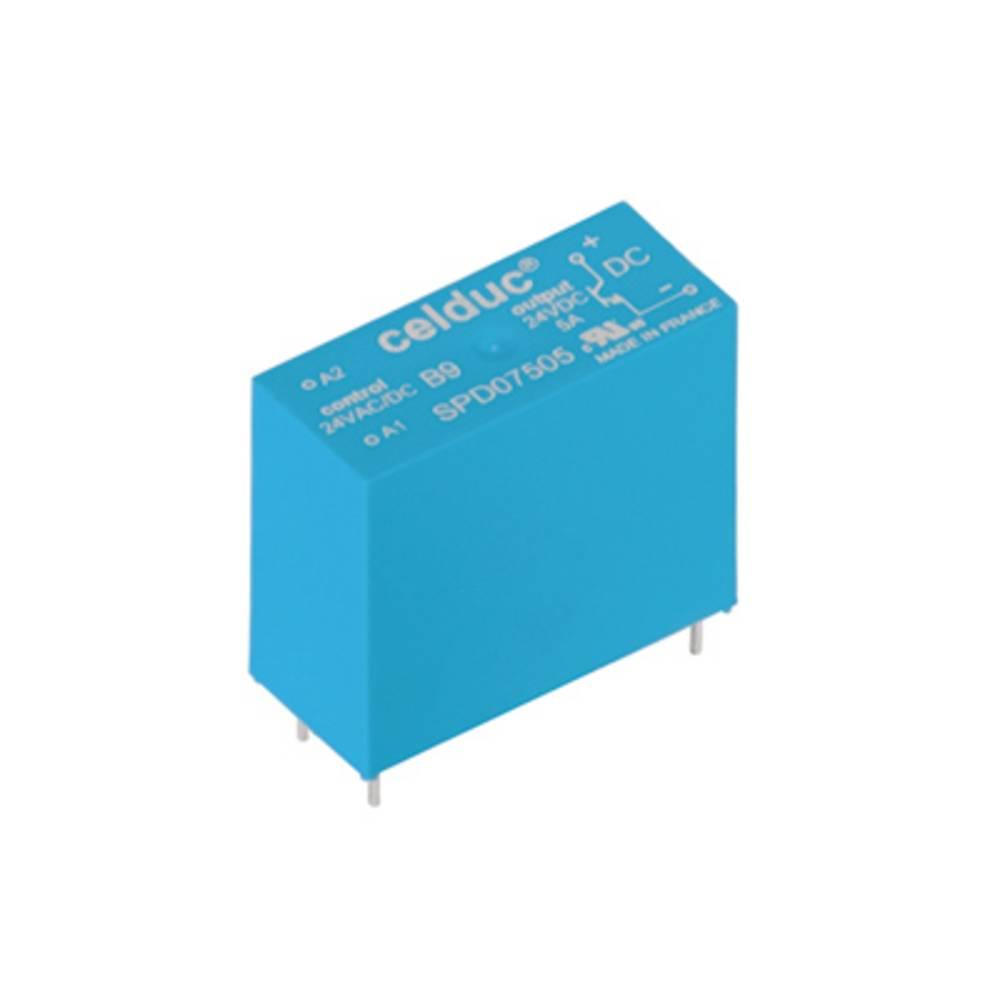 Halbleiterrelais (value.1292894) 15 stk Weidmüller SSR 24V ACDC/230VAC 4A Last-Strøm (maks.): 4 A Koblingsspænding (max.): 275 V