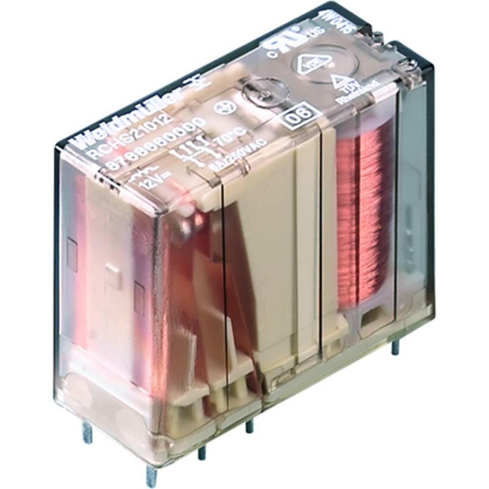 63c90ff0523 Rele za tiskana vezja 12 V DC 6 A 2 x preklopni Weidmüller RCH S21012