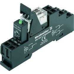 Relejni modul RCLKITZ 24VDC 1CO LED Weidmüller nazivni napon: 24 V/DC uklopna struja (maks..): 16 A 1 izmjenjivač 10 komada
