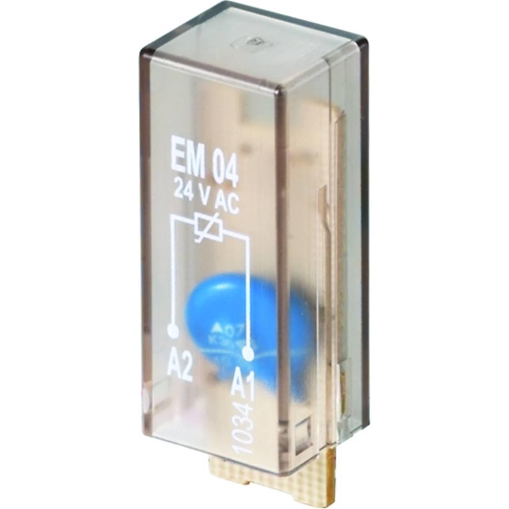 Steckmodul (value.1292944) Med varistor, Uden LED 10 stk Weidmüller RIM I 4 230VUC VAR Passer til serie: Weidmüller serie RIDERS