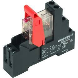 Relejni modul RCIKIT 24VAC 2CO LED Weidmüller nazivni napon: 24 V/AC uklopna struja (maks..): 8 A 2 izmjenjivač 10 komada