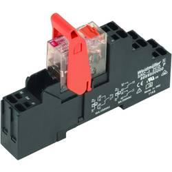 Relejni modul RCIKITP 24VDC 2CO LD/PB Weidmüller nazivni napon: 24 V/DC uklopna struja (maks..): 8 A 2 izmjenjivač 10 komada