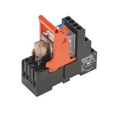 Relejni modul RCMKIT Ik 24VDC 2CO LD Weidmüller nazivni napon: 24 V/DC uklopna struja (maks..): 12 A 2 izmjenjivač 10 komada