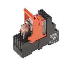 Relejni modul RCMKIT Ik 230VAC 4CO LD Weidmüller nazivni napon: 230 V/AC uklopna struja (maks..): 6 A 4 izmjenjivač 10 komada