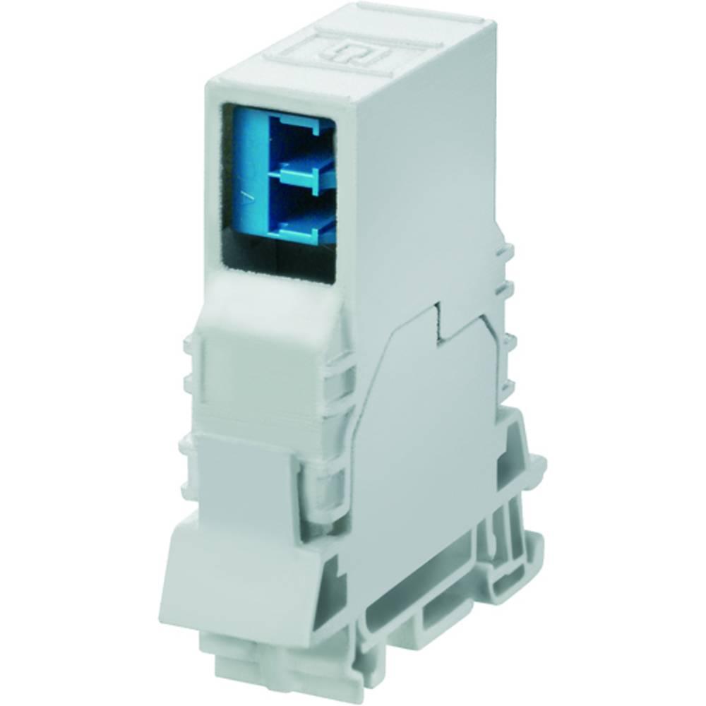 Priključek za optiko Weidmüller IE-TO-LCD SM vtični konektor