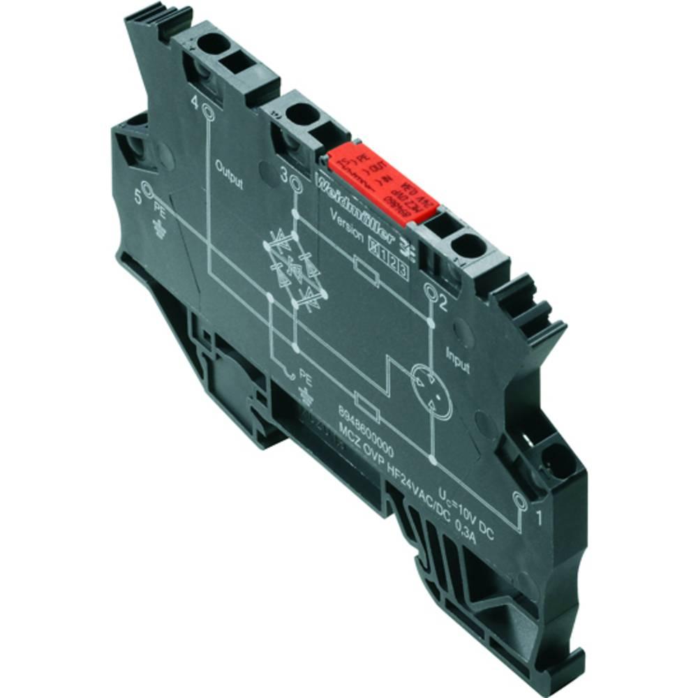 Prenapetostna zaščita Weidmüller MCZ OVP HF 24V 0,3A 8948600000