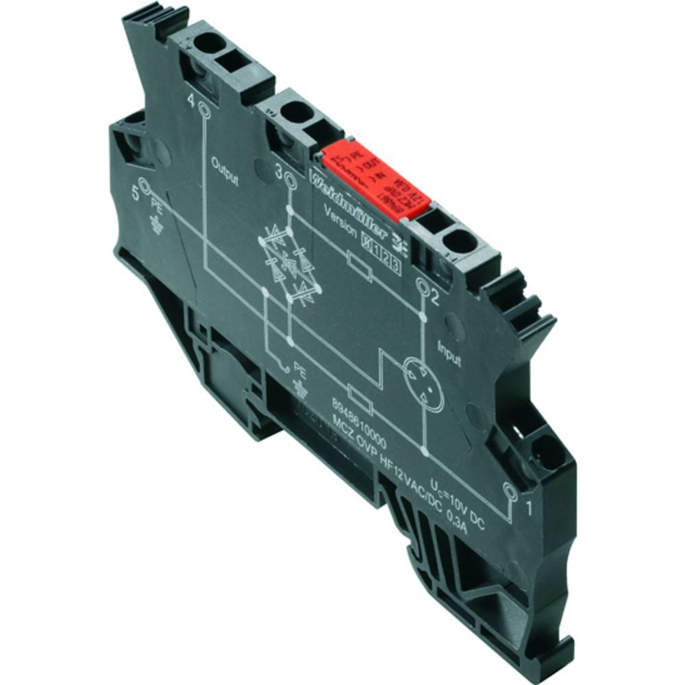 overspændingsbeskyttelse Weidmüller MCZ OVP HF 12V 0,3A 8948610000 10 stk