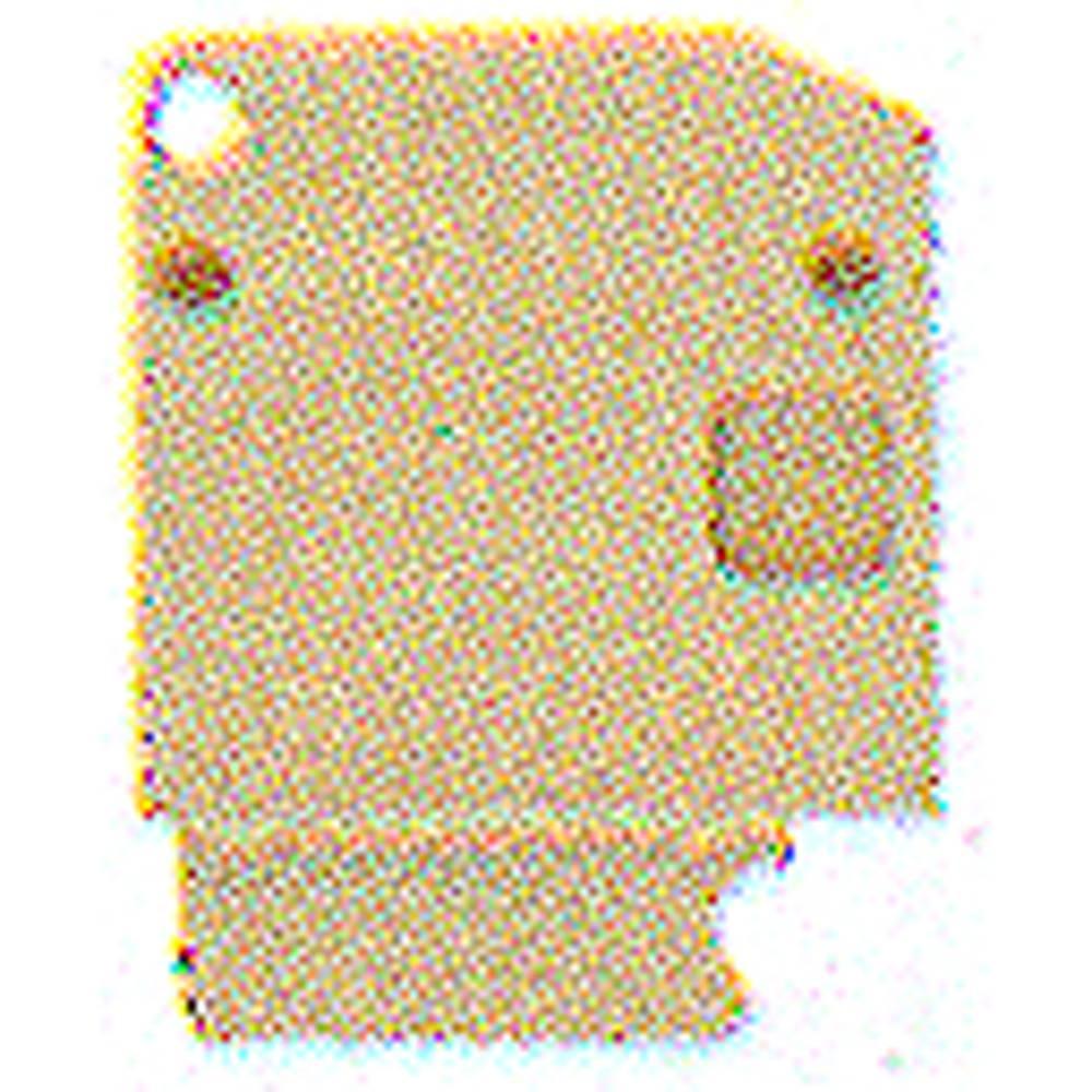 Rækkeklemmetilbehør Weidmüller AP SAKK4/10 KER/WS 9502630000 Weidmüller 10 stk