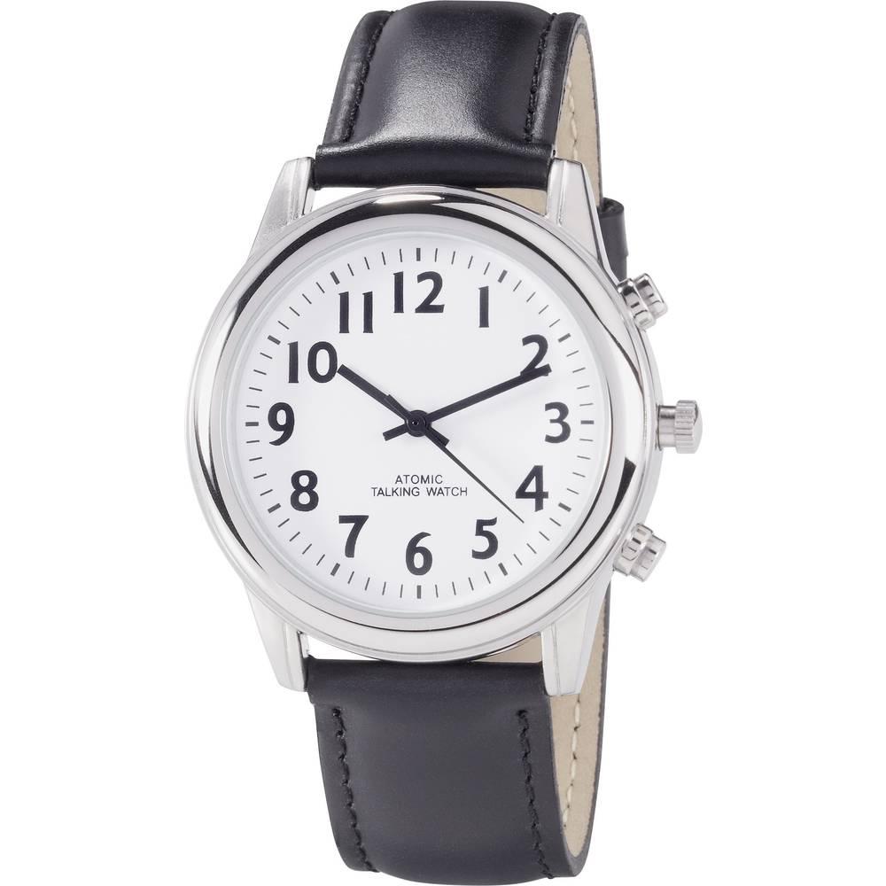 Ručni sat RATK34-A307-01 9070c14 (Ø x V) 42 mm x 16 mm srebrna boja, kućište: plemeniti čelik, materijal narukvice: prava
