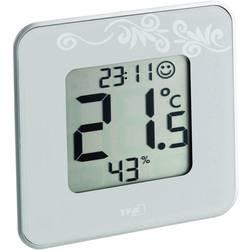 TFA digitalni termometar/vlagomjer Style bijeli