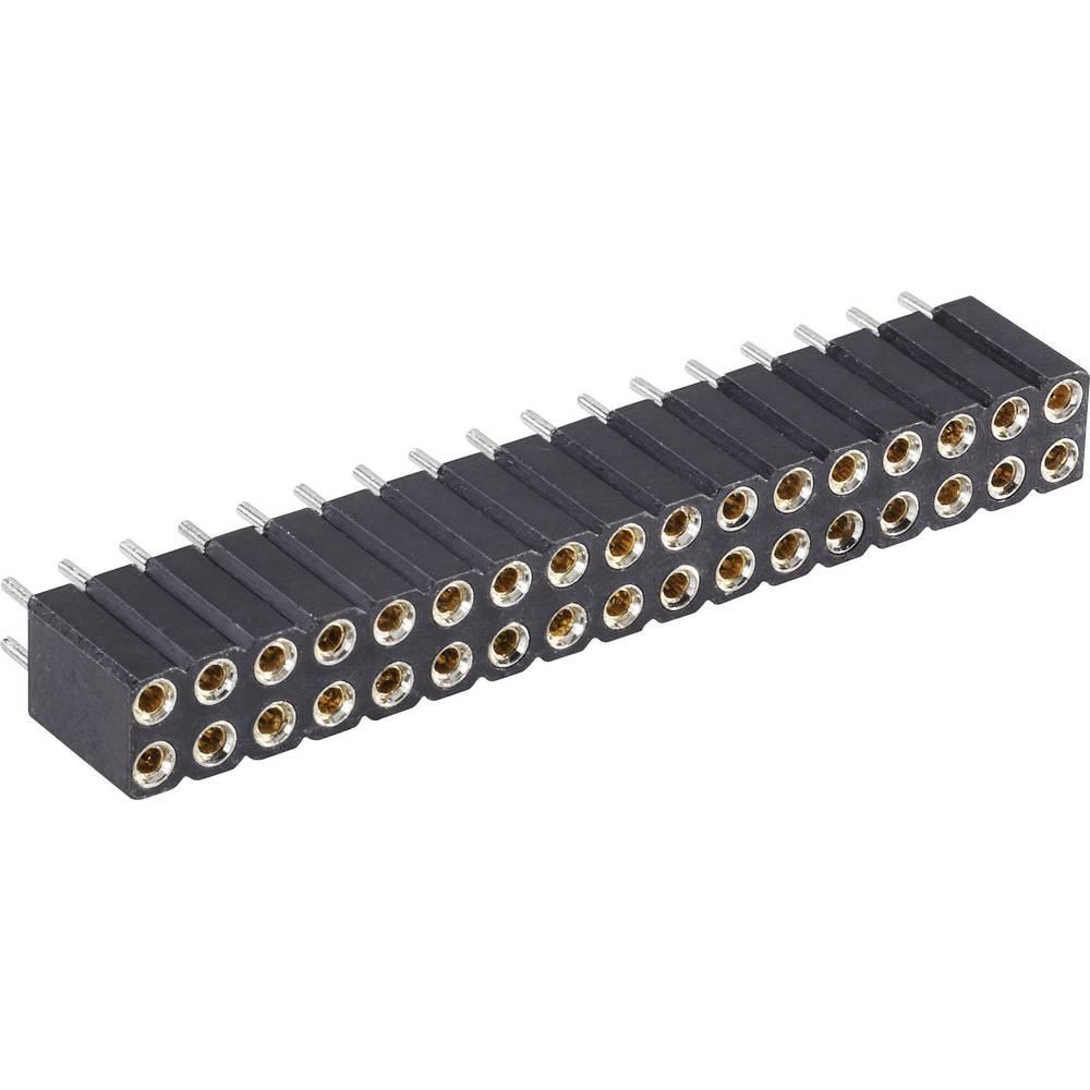 Bøsningsliste (præcision) BKL Electronic 10120811 1 stk